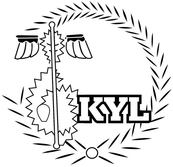 KYL-logo (negatiivi)